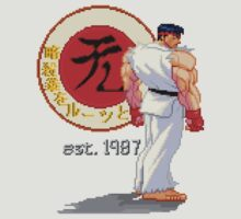 Ryu 16bit by Wearwulf