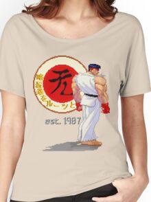 Ryu 16bit Women's Relaxed Fit T-Shirt