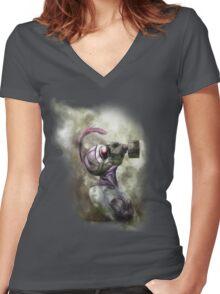 Ventilator Women's Fitted V-Neck T-Shirt