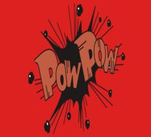 POW POW!!! by Junior Mclean