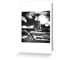 Infrared 5 Greeting Card