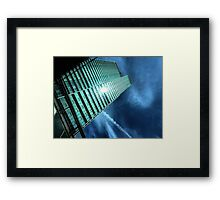 London Light (1) Framed Print