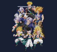 All Trunks Forms Baby Tee