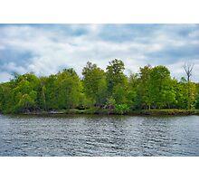 Bay Lake Study 6  Photographic Print
