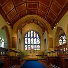 St George's Church Sanctuary, Benenden by Dave Godden