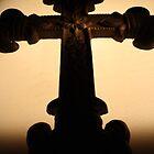 Gothic Cross by Alexander Beedy