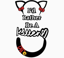 I'd Rather Be A Kitten..Generic Style Tank Top
