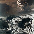 Eyjafjallajökull eruption by Aron  Berndsen