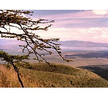 Rift Valley Photographic Print