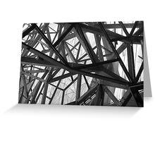 Geometry Greeting Card