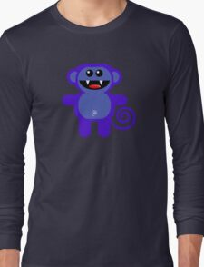 MUNKEY Long Sleeve T-Shirt