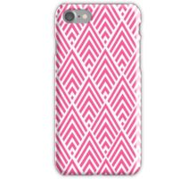 pink deco iPhone Case/Skin