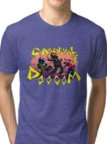Carnival of Doooom w/Text Tri-blend T-Shirt