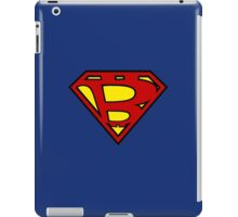 Bitcoin Superman iPad Case/Skin