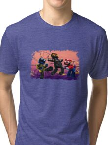 Carnival of Doooom Tri-blend T-Shirt