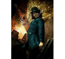 Steam Assassin Photographic Print