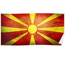Macedonia - Vintage Poster