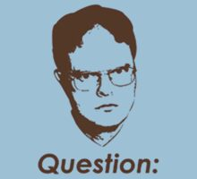 Dwight Schrute by Stiofán O'hAodha