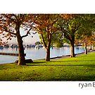 Sunrise at Matilda Bay - Perth, WA by Ryan Epstein