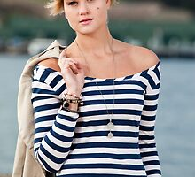 The Nautical Look by Malcolm Katon