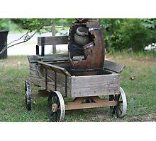 Wagon` Ho... Photographic Print