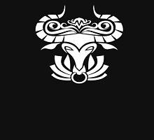 Zodiac Sign Taurus White Unisex T-Shirt