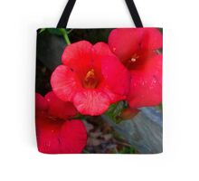Trumpets of Fire Tote Bag