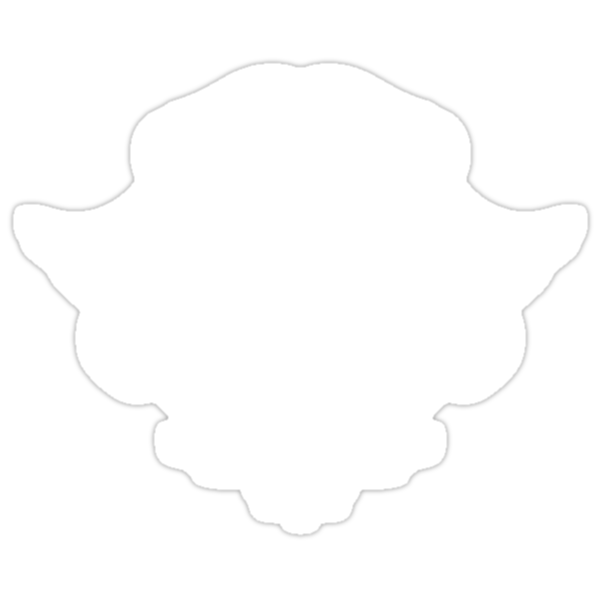 Zodiac Sign Gemini White by elangkarosingo