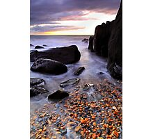 """""""Pebbles in the Key"""" Photographic Print"""