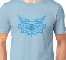 Zodiac Sign Cancer Blue Unisex T-Shirt