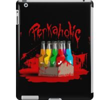 bloody perkoholic iPad Case/Skin
