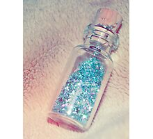 Bottle Of Wishes Photographic Print