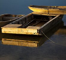 Boats by John Vandeven