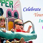 Celebrate Your Inner Child!  by heatherfriedman