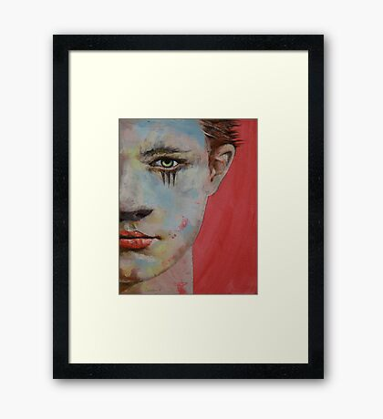 Young Mercury Framed Print