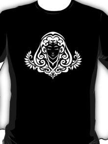 Zodiac Sign Virgo White T-Shirt