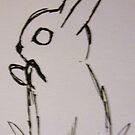Bunny Hugs by shandab3ar
