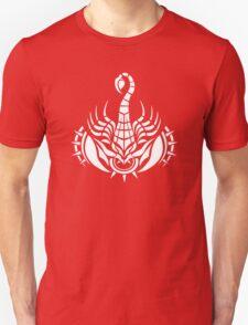 Zodiac Sign Scorpio White T-Shirt