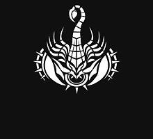 Zodiac Sign Scorpio White Unisex T-Shirt