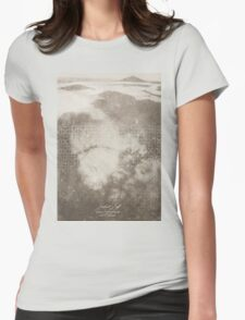 Misty Lab Womens Fitted T-Shirt