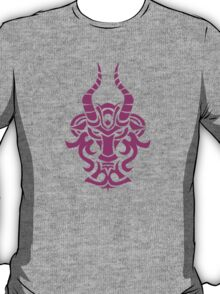 Zodiac Sign Capricorn Violet T-Shirt
