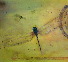 Tonbo by Jenny Wood