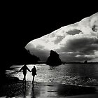 Cathedral Cove by Varinia   - Globalphotos