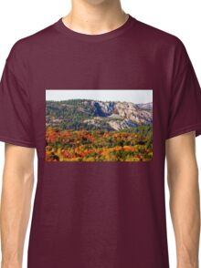 Painted Mountains Classic T-Shirt