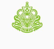 Zodiac Sign Aquarius Green Unisex T-Shirt