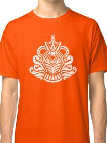 Zodiac Sign Aquarius White Classic T-Shirt
