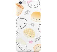Cute Dimsum Puns iPhone Case/Skin