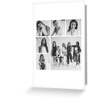 5H - Girls 2.0 Greeting Card