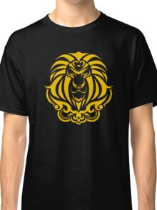 Zodiac Sign Leo Gold Classic T-Shirt