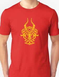 Zodiac Sign Capricorn Gold T-Shirt